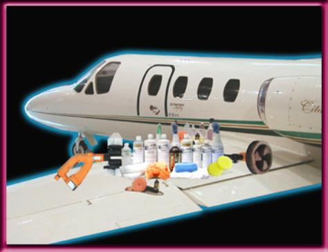 Wipe Out Systems Aircraft detailing and care products
